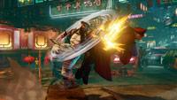 Rashid's official screen shots Street Fighter 5 image #9