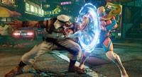 Rashid's official screen shots Street Fighter 5 image #13