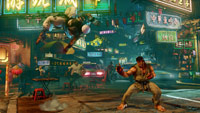 Rashid's official screen shots Street Fighter 5 image #14