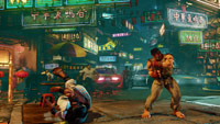 Rashid's official screen shots Street Fighter 5 image #16
