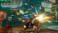 Rashid's official screen shots Street Fighter 5 image #17