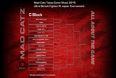 Tokyo Game Show 2015 USF4 bracket  out of 4 image gallery