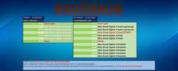 Call of Ragnarok Ultra Street Fighter 4 Schedule - Call of Ragnarok Schedule