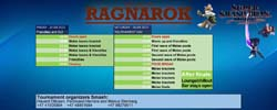 Call of Ragnarok Super Smash Bros. Melee Schedule - Call of Ragnarok Schedule