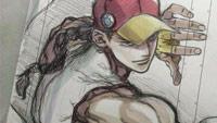 Amazing fighting artwork from Yoshihara Motoki image #6