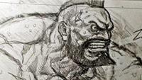 Amazing fighting artwork from Yoshihara Motoki image #10