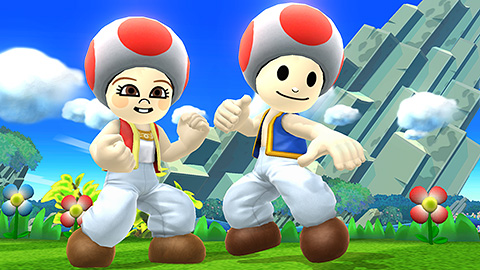 Super Smash Bros. 4 September 30th Patch 4 out of 10 image ...