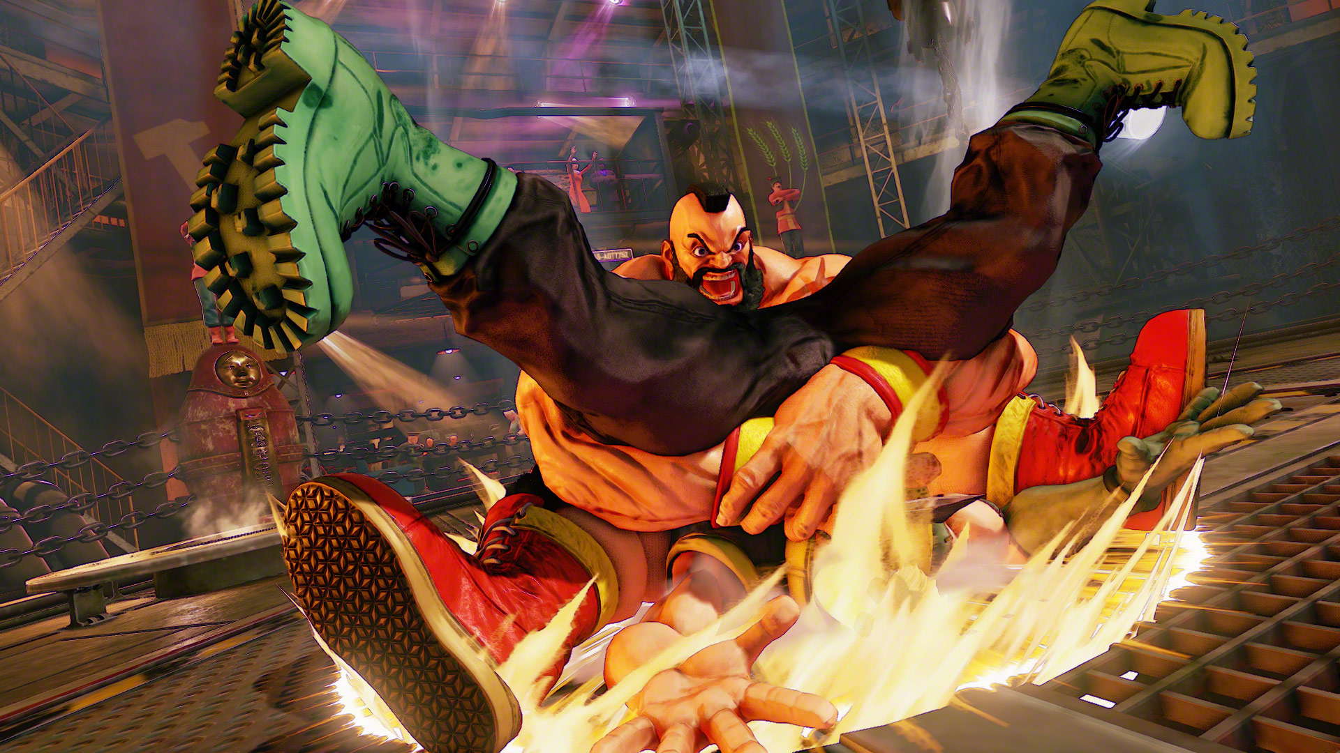 Zangief returns in Street Fighter 5 1 out of 18 image gallery