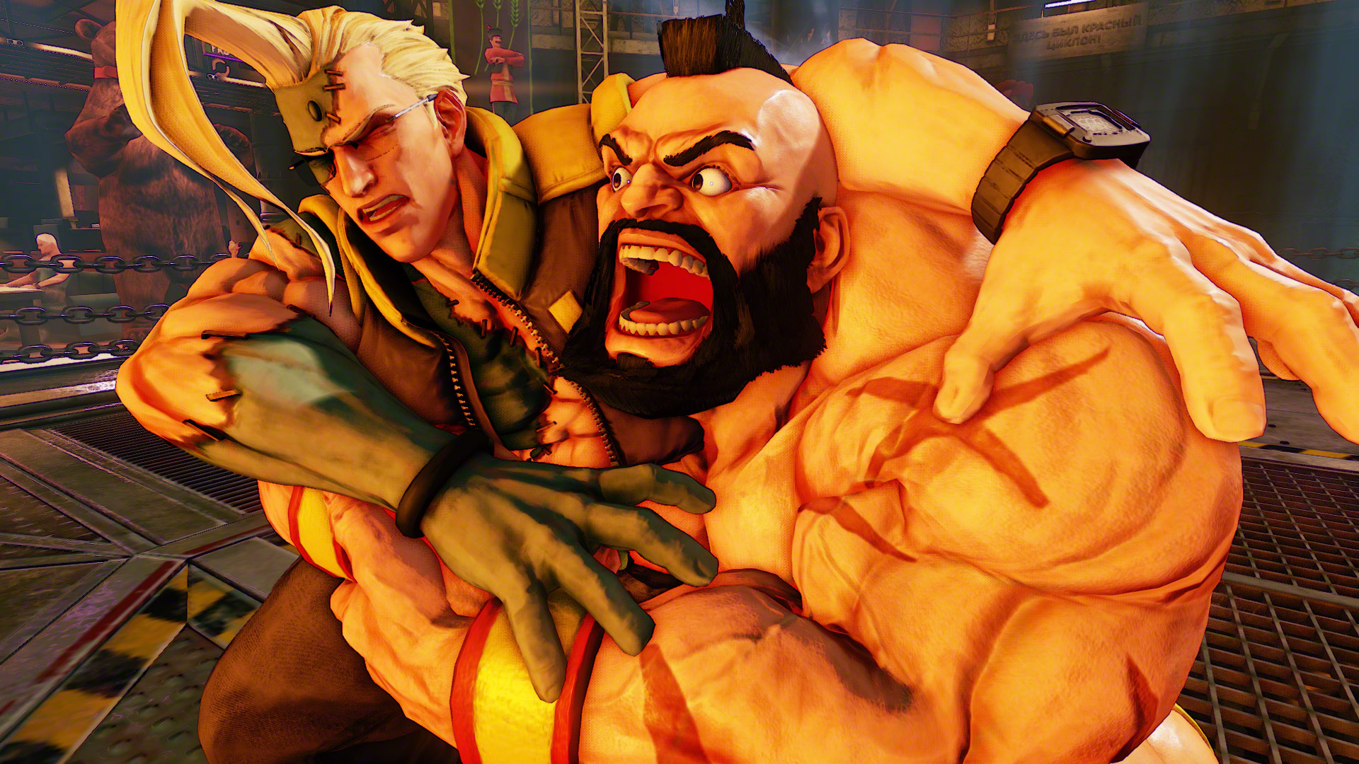 Zangief returns in Street Fighter 5 2 out of 18 image gallery
