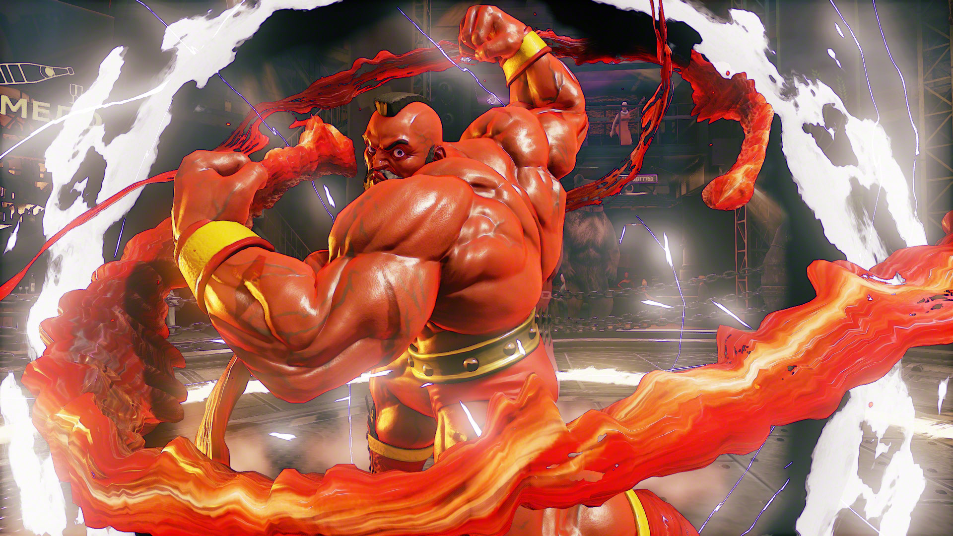 Zangief returns in Street Fighter 5 3 out of 18 image gallery