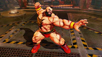 Zangief returns in Street Fighter 5  out of 18 image gallery