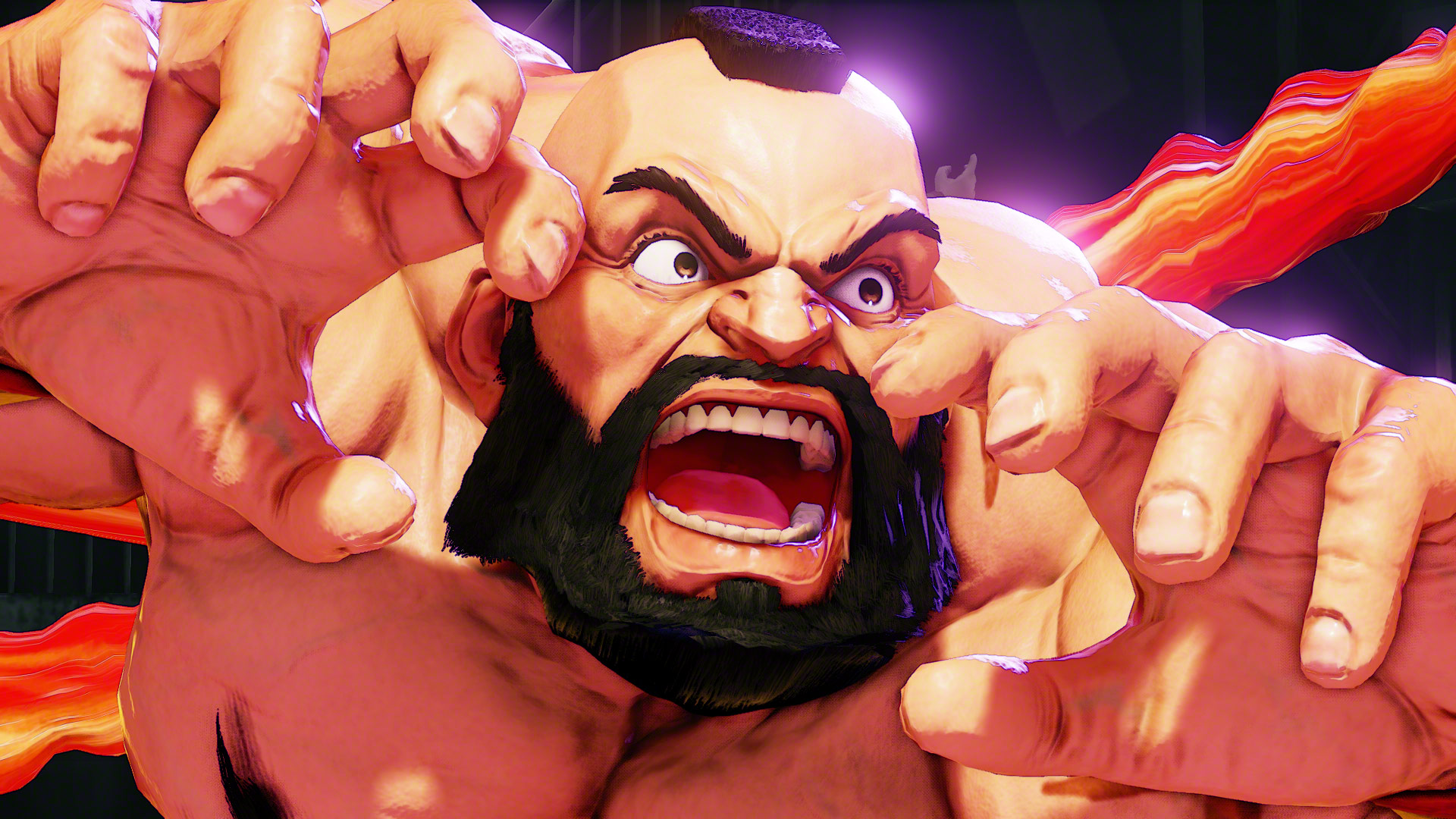 Zangief returns in Street Fighter 5 6 out of 18 image gallery