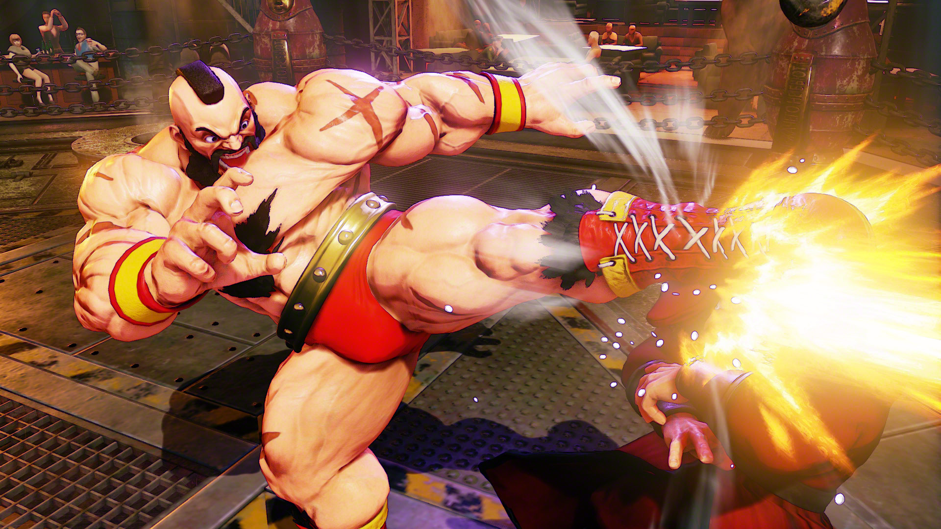 Zangief returns in Street Fighter 5 7 out of 18 image gallery
