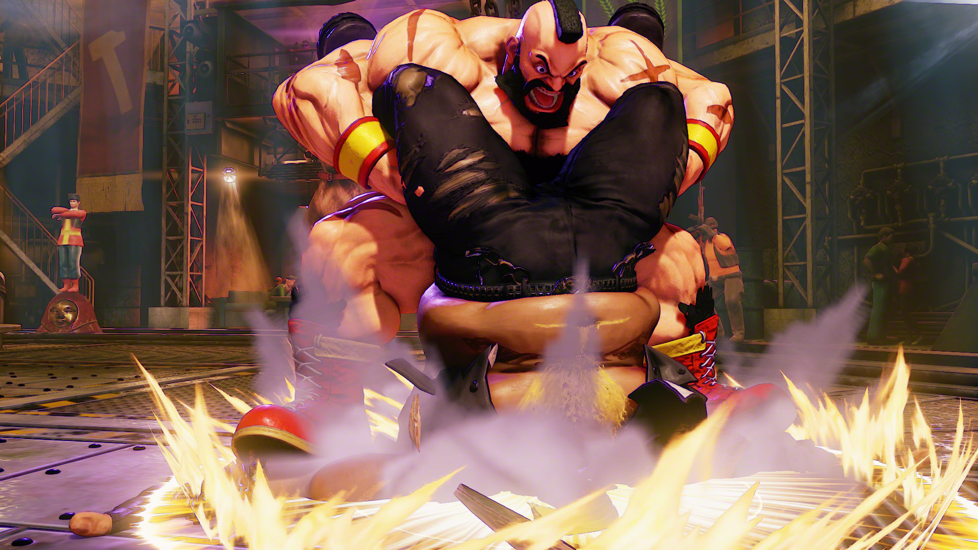 Zangief returns in Street Fighter 5 8 out of 18 image gallery
