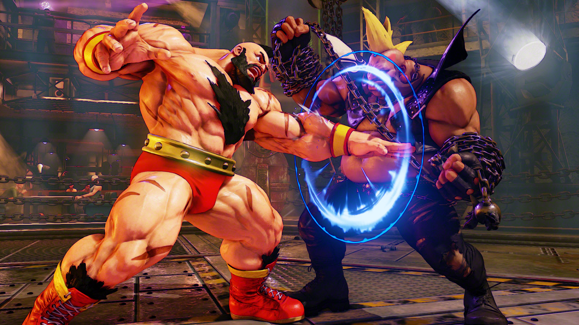 Zangief returns in Street Fighter 5 9 out of 18 image gallery