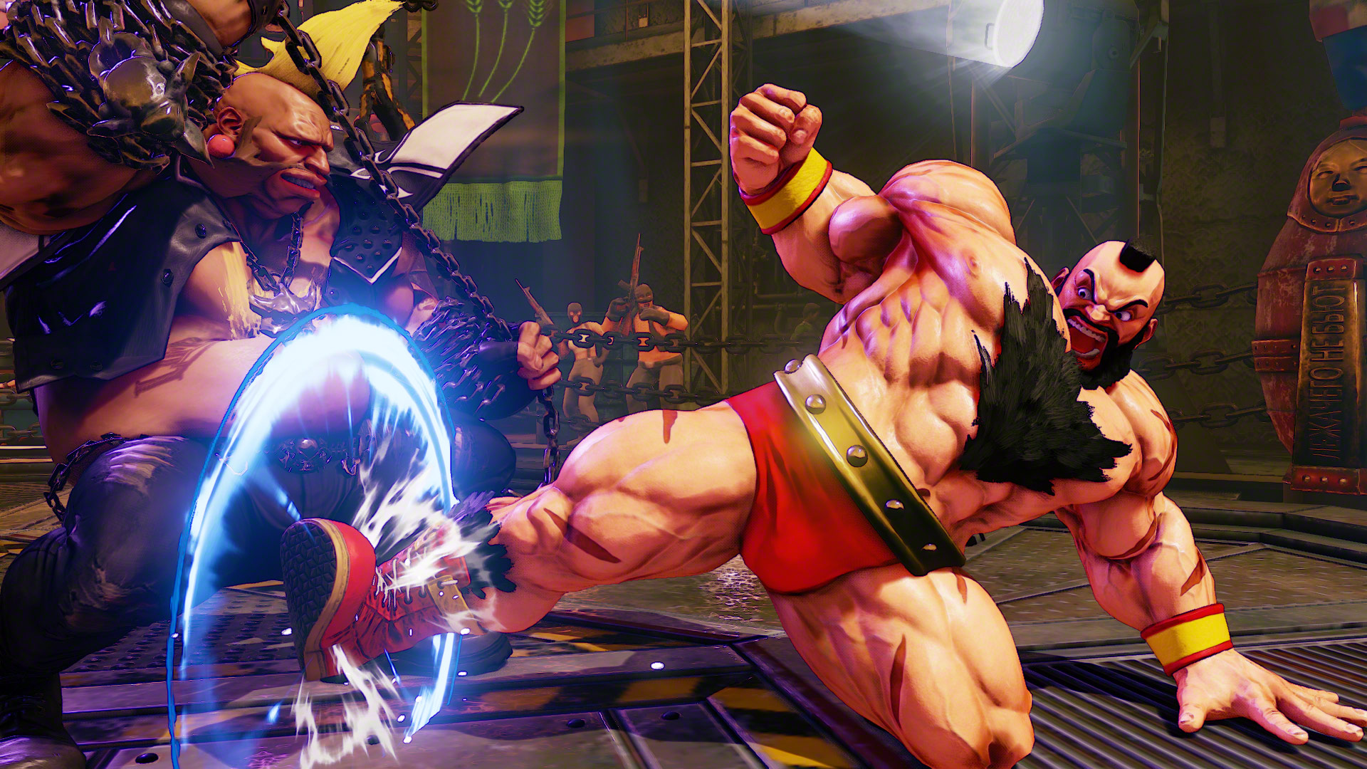 Zangief returns in Street Fighter 5 10 out of 18 image gallery
