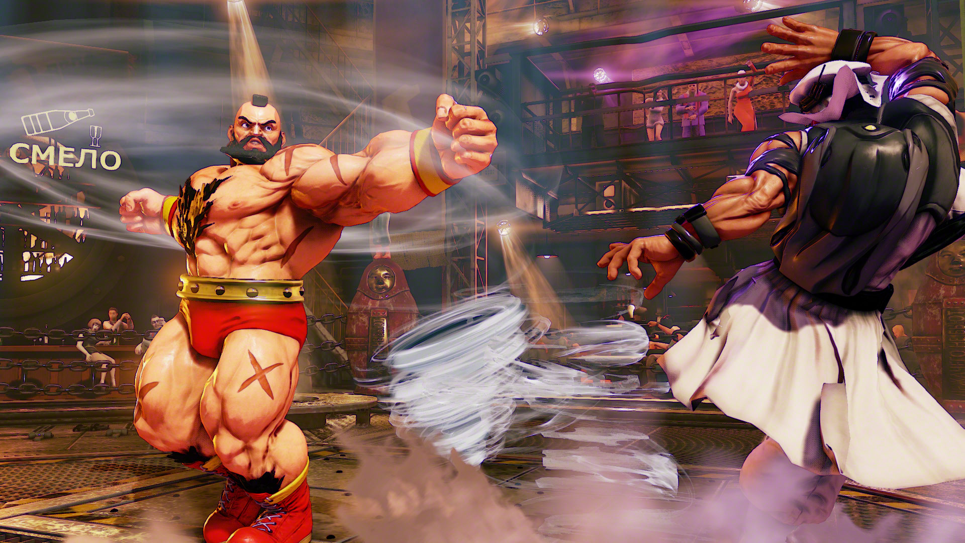 Zangief returns in Street Fighter 5 11 out of 18 image gallery