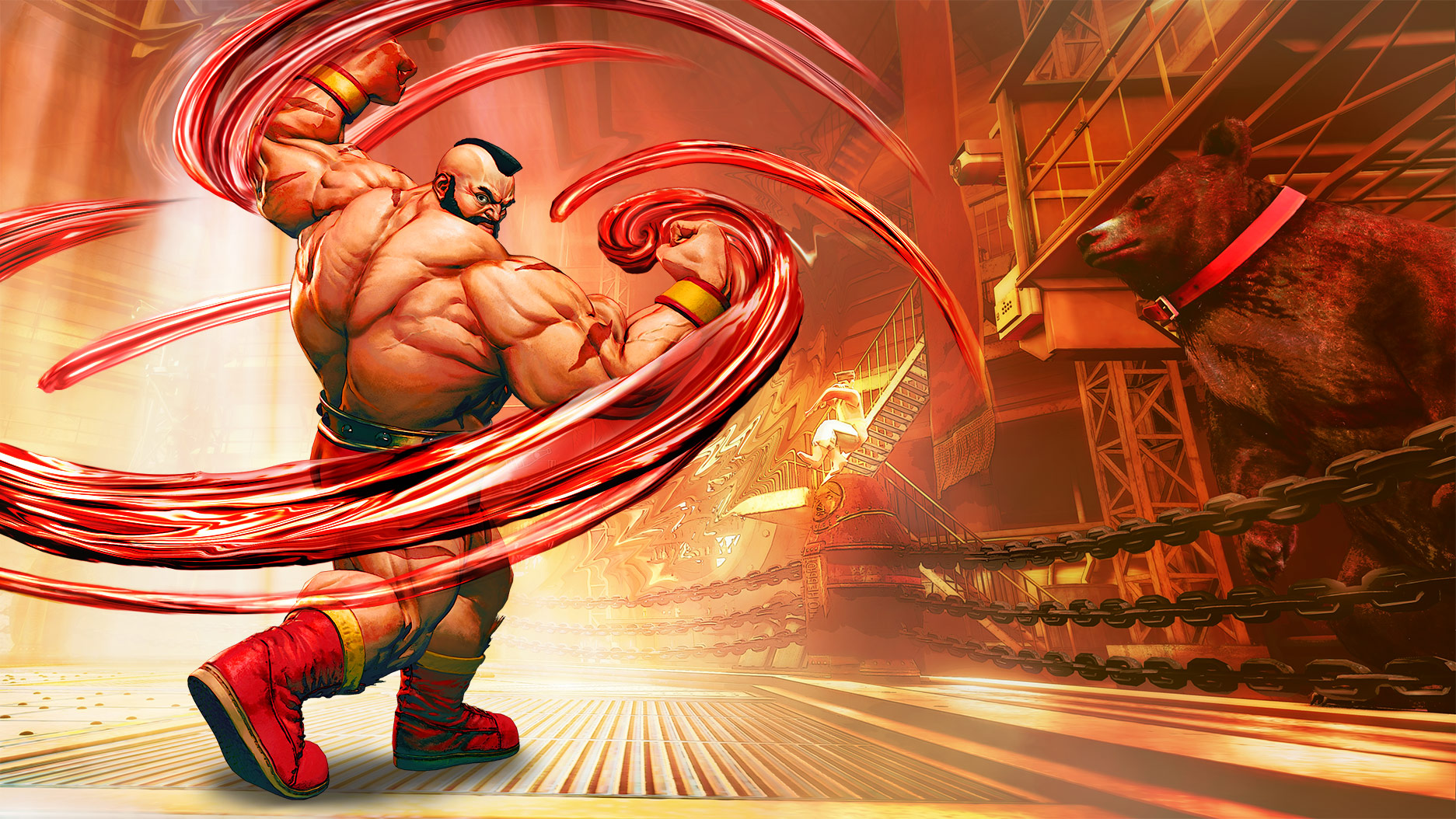 Zangief returns in Street Fighter 5 12 out of 18 image gallery