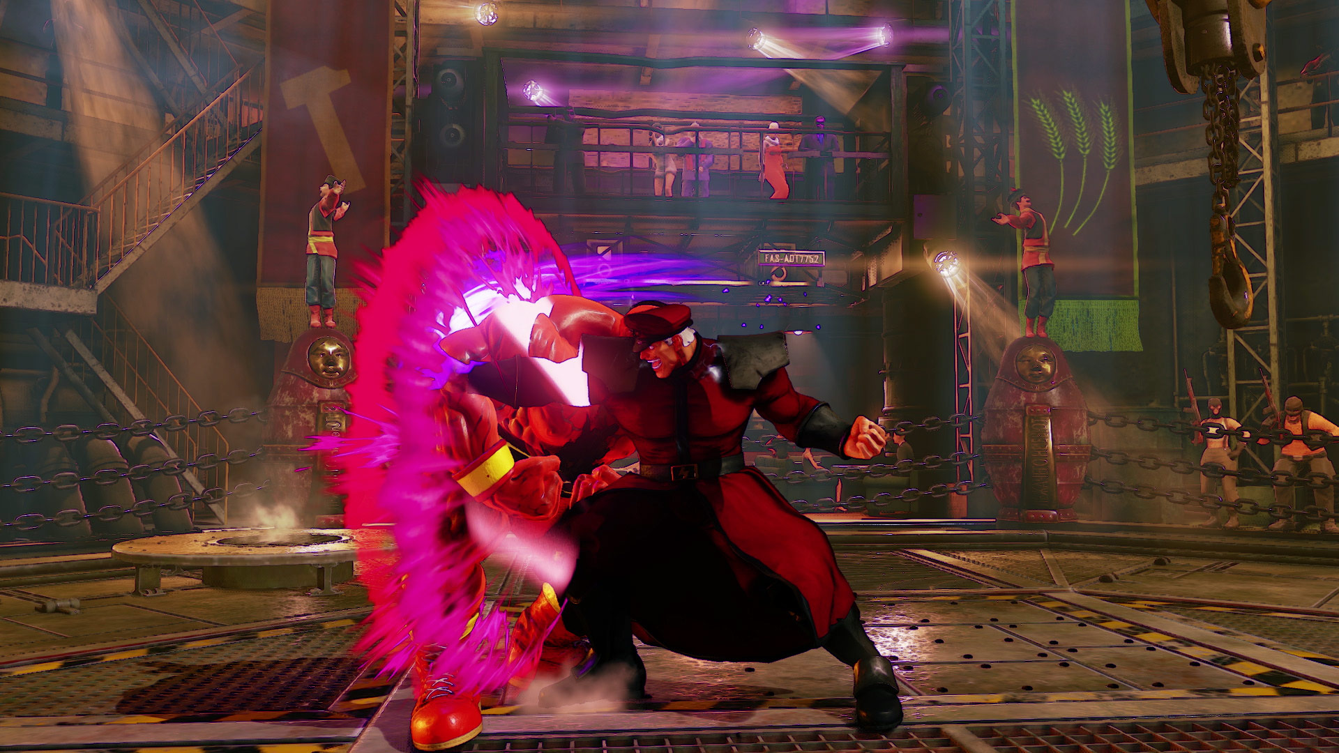 Zangief returns in Street Fighter 5 14 out of 18 image gallery