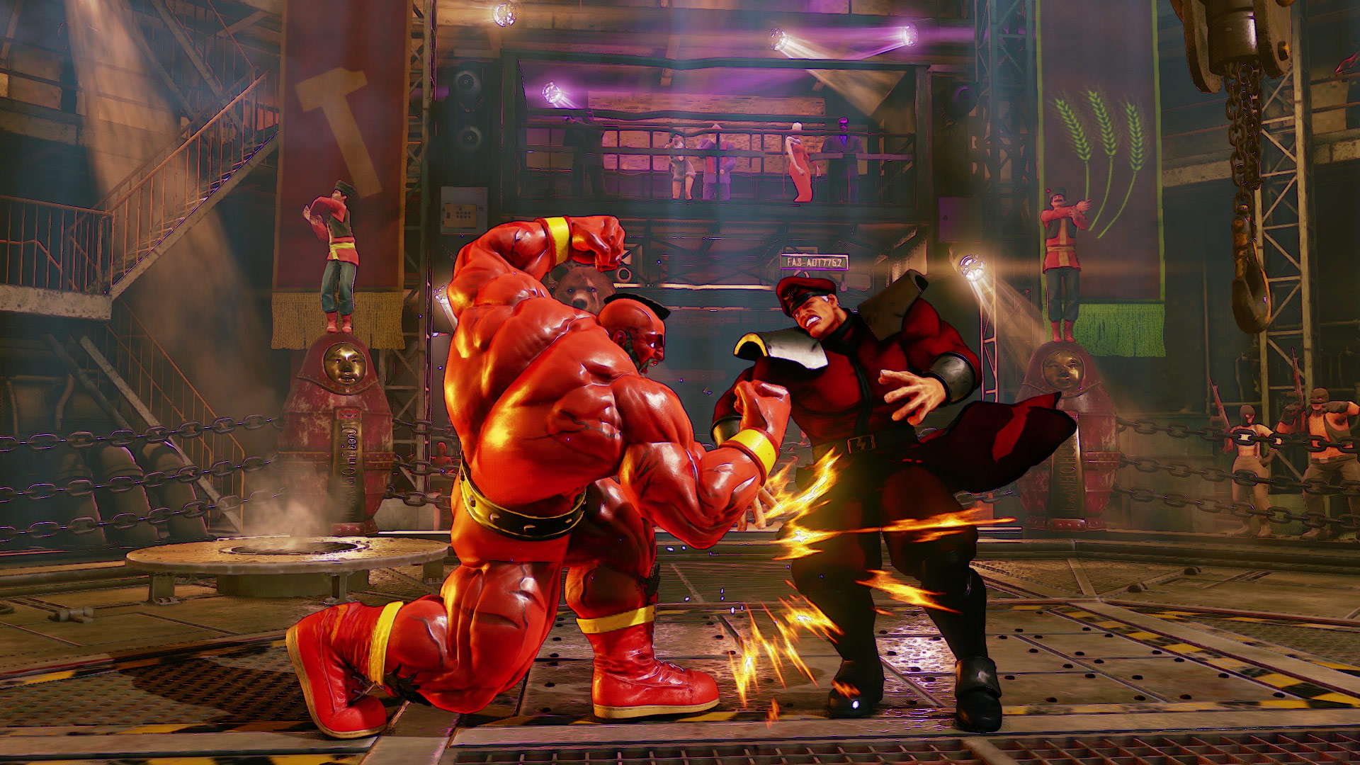 Zangief returns in Street Fighter 5 15 out of 18 image gallery