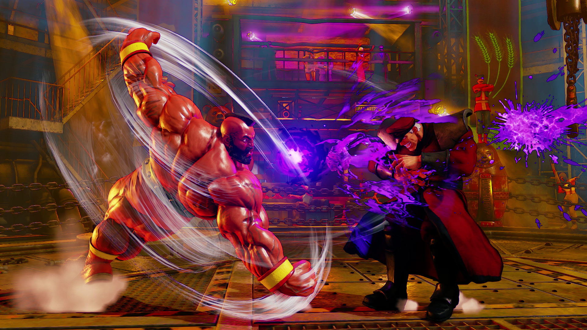 Zangief returns in Street Fighter 5 17 out of 18 image gallery