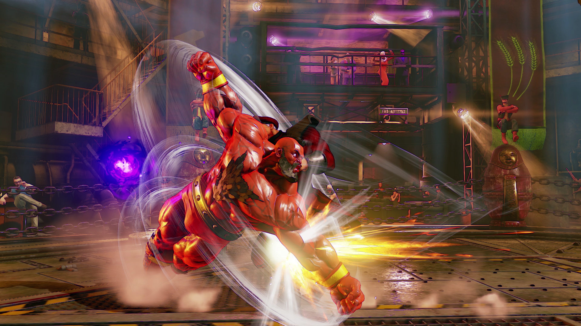 Zangief returns in Street Fighter 5 18 out of 18 image gallery