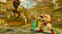 Dhalsim in Street Fighter 5 image #5