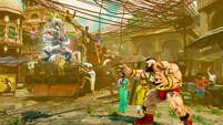 Dhalsim in Street Fighter 5 image #6