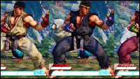 Street Fighter 5 beta colors images image #1