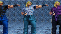 Street Fighter 5 beta colors images image #2
