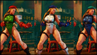 Street Fighter 5 beta colors images image #6