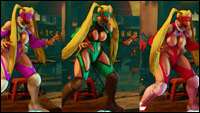 Street Fighter 5 beta colors images image #8