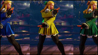 Street Fighter 5 beta colors images image #9