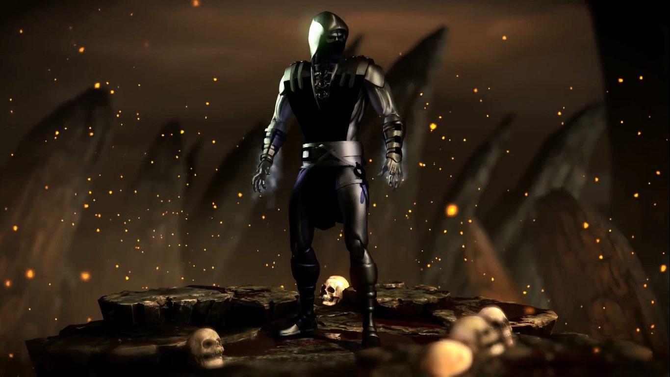Mortal Kombat X PC mods, classic Goro / Noob 6 out of 6