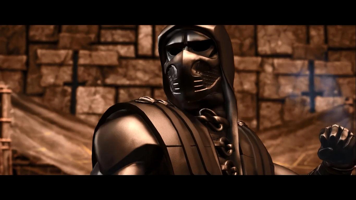 Mortal Kombat X PC mods, classic Goro / Noob 4 out of 6