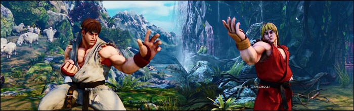 A Better Look At Ryu And Ken S Street Fighter 5 Alpha Costumes Capcom Uploads Tutorial In 1080p 60 Fps