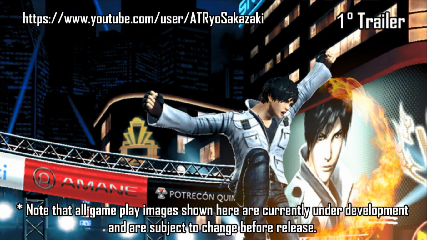 King of Fighters 14 graphics / char select 3 out of 8 image gallery