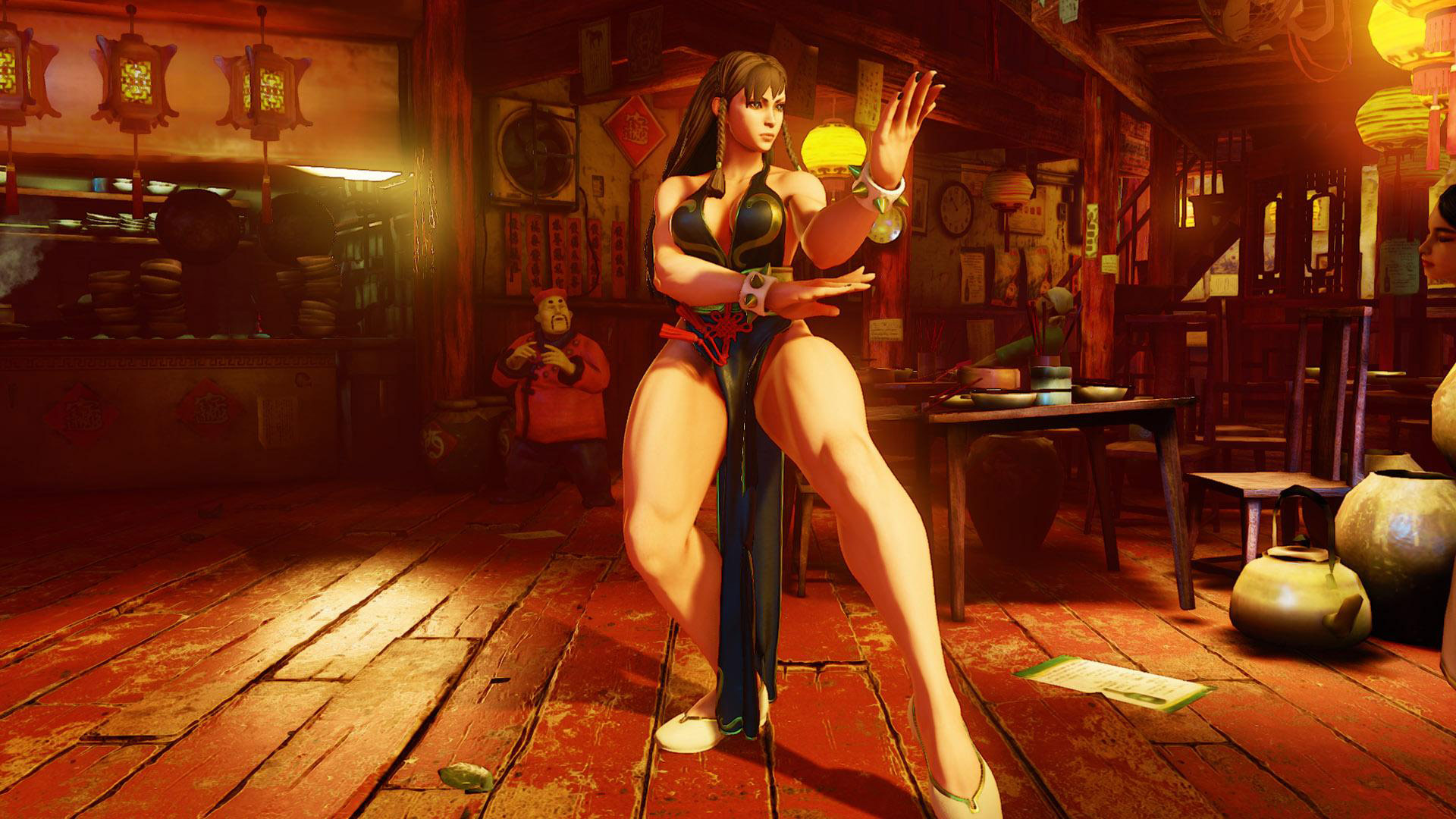 Chun Li Alt Outfit Street Fighter 5 Gallery 8 Out Of 10 Image Gallery