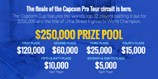 Capcom Cup schedule and prizes  out of 2 image gallery
