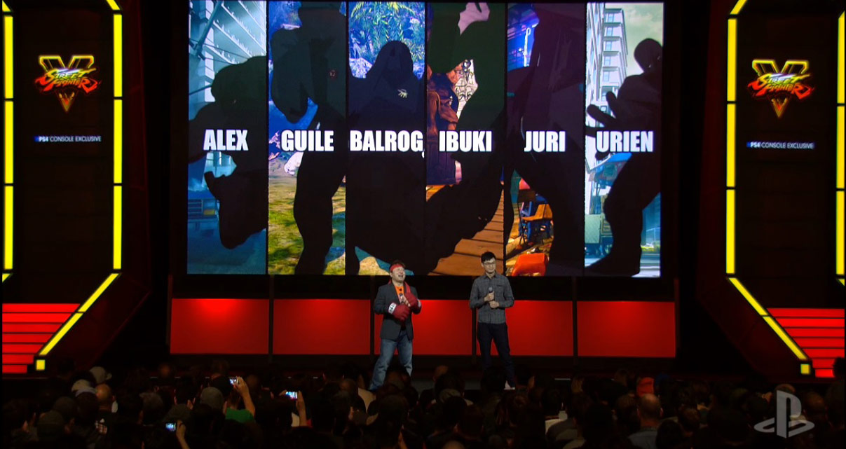 Street Fighter 5's first six DLC characters 1 out of 1 image gallery