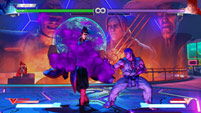 F.A.N.G. V moves in Street Fighter 5 image #4