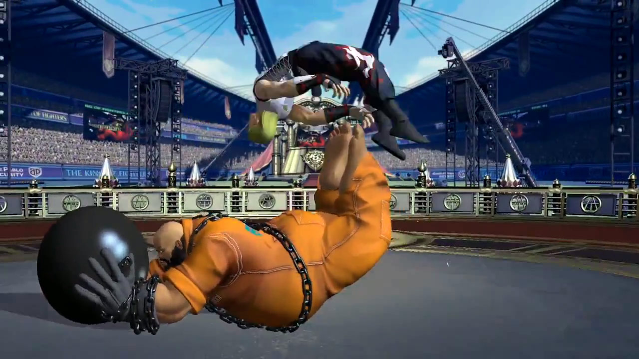 King of Fighters 14 new characters 5 out of 9 image gallery