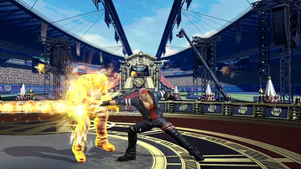 King of Fighters 14 new characters 7 out of 9 image gallery