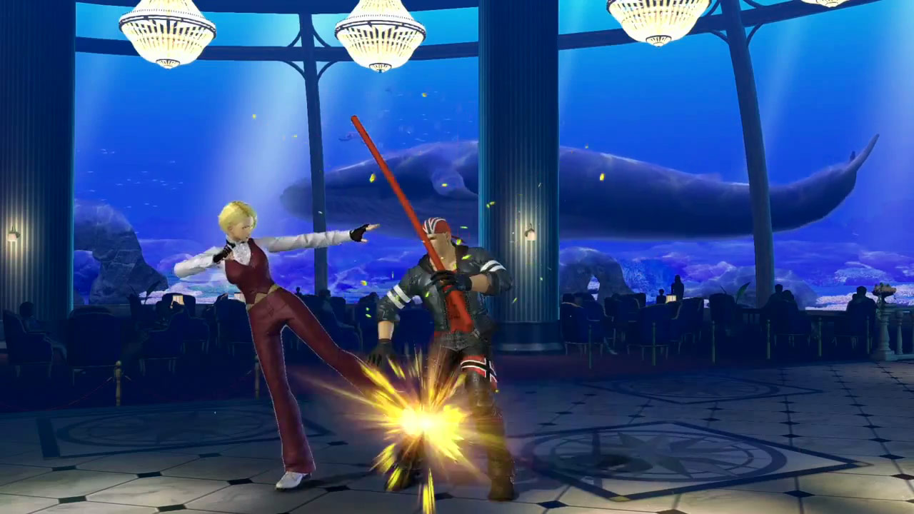 King of Fighters 14 new characters 8 out of 9 image gallery