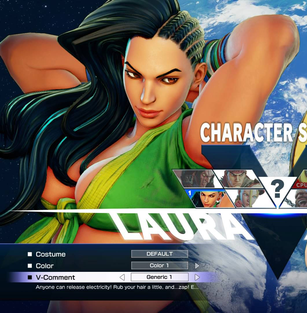 Ridiculous Street Fighter 5 V-Comments 4 out of 8 image gallery