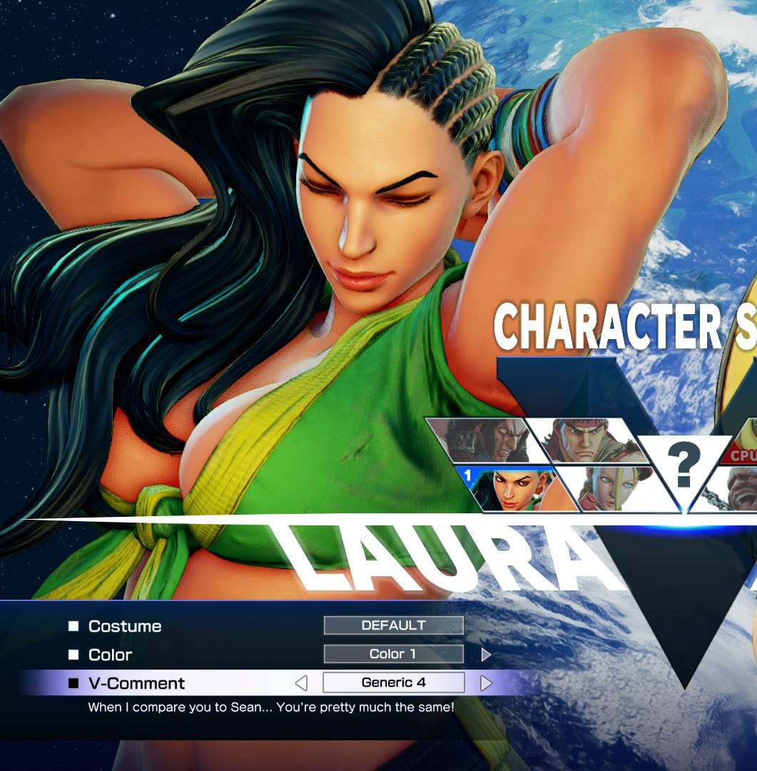 Ridiculous Street Fighter 5 V-Comments 6 out of 8 image gallery