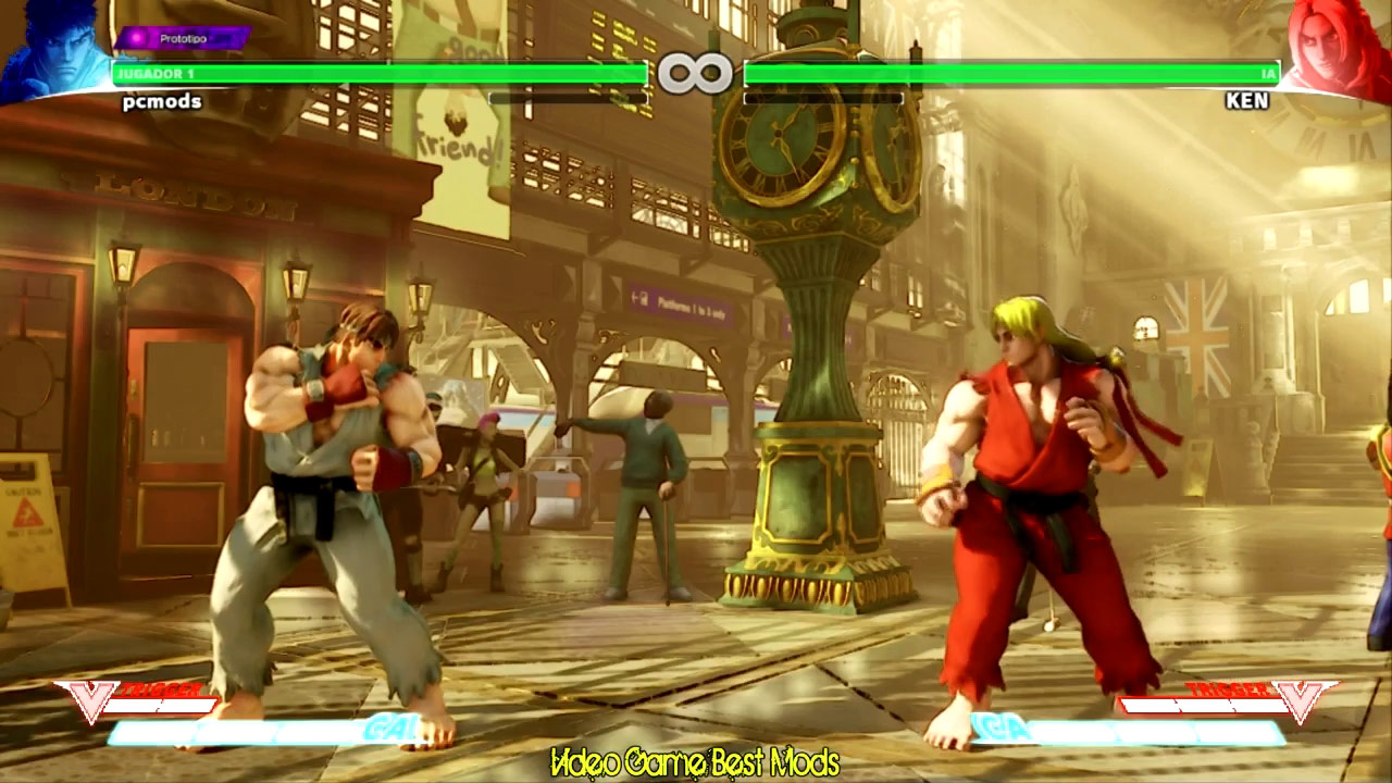 Street Fighter 5 Alpha Costumes For Ryu And Ken 2 Out Of 4 Image