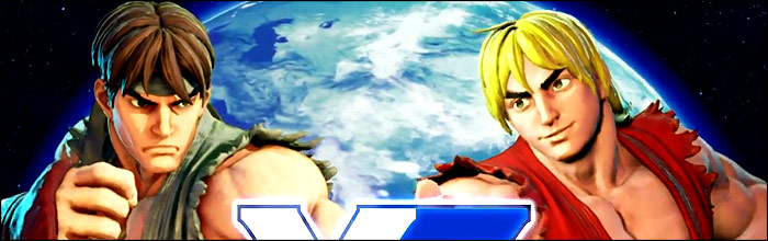 Gameplay Footage Of Street Fighter 5 S Alpha Costumes For Ryu And Ken
