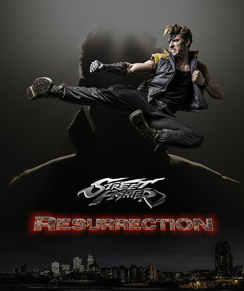 Street Fighter Resurrection images 2 out of 5 image gallery