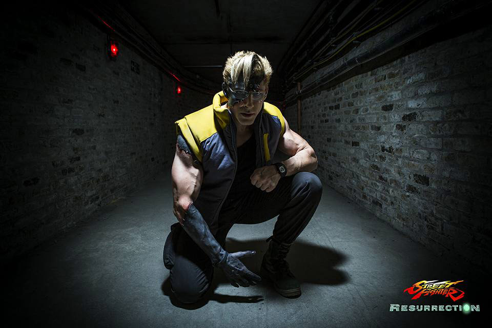 Street Fighter Resurrection images 4 out of 5 image gallery